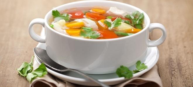Худеем на 5 кг за неделю: диета на жиросжигающем супе.